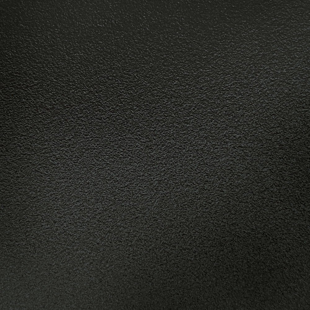 Aluminum Clad Door Color - Metallic Black