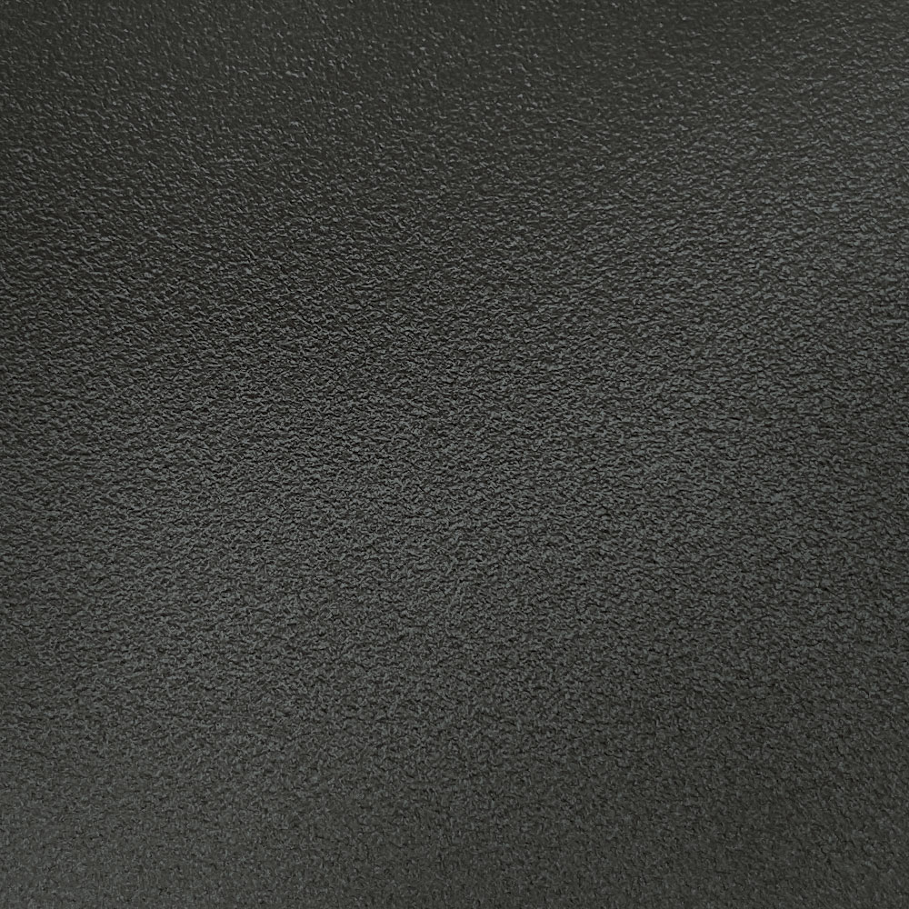 Aluminum Clad Door Color - Aluminum Metallic Dark Gray