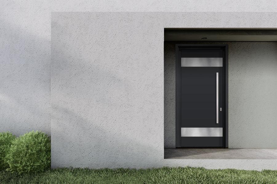Aluminum Clad Door ALU-M1