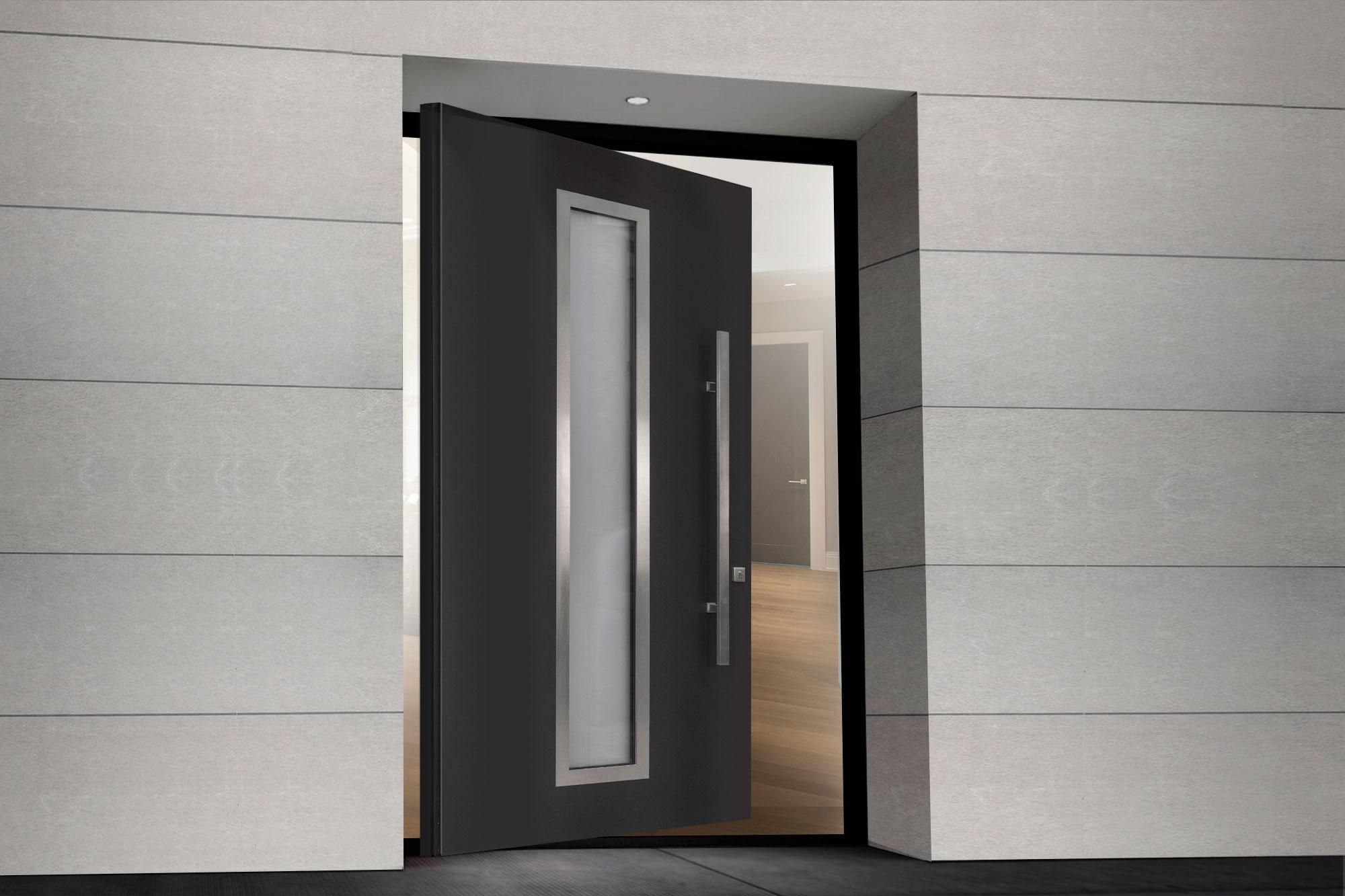 Aluminum Clad Door ALU-E4