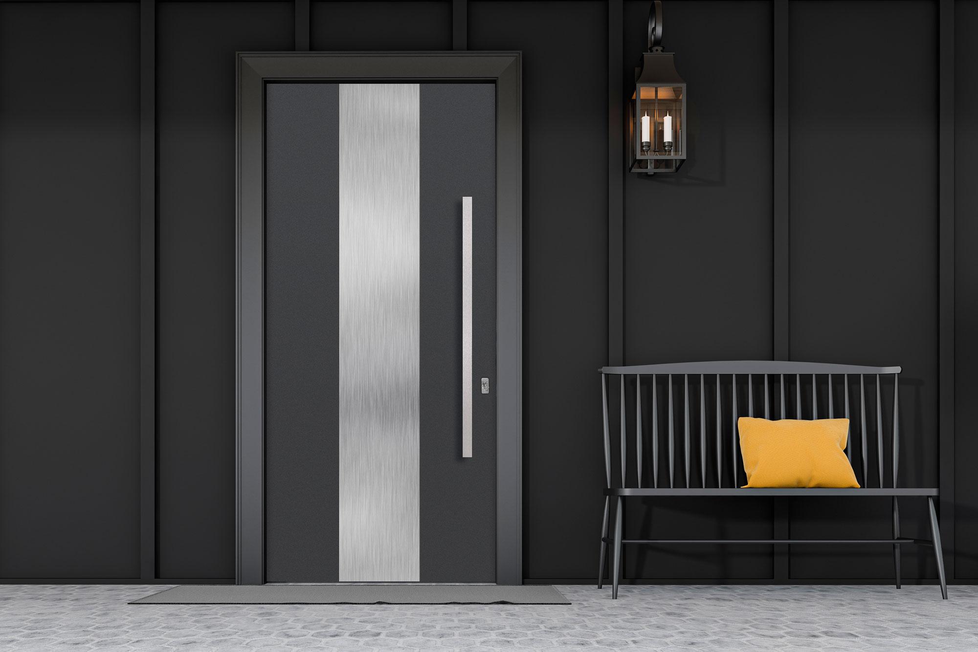 Aluminum Clad Door ALU-M2