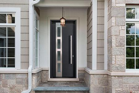 Aluminum Clad Door ALU-C3