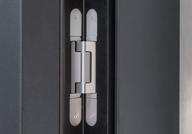 Aluminum Clad Door Concealed Hinge