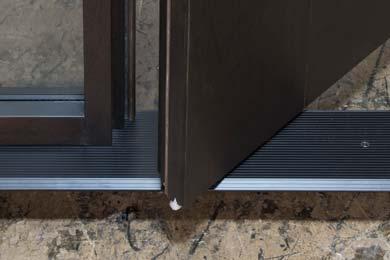 Aluminum Clad Door Pivot Hinge