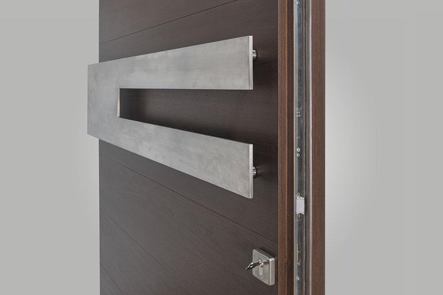 Multipoint Mechanism Entry Door Harware Locks 1