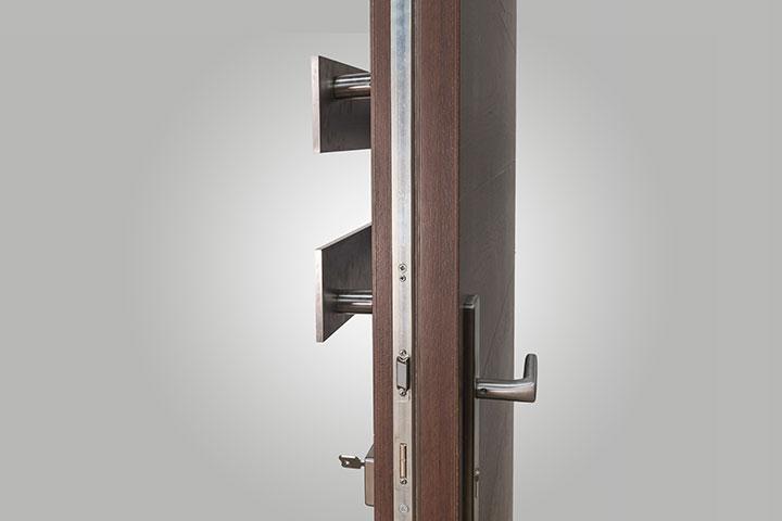 Multipoint Mechanism Entry Door Harware Locks 3