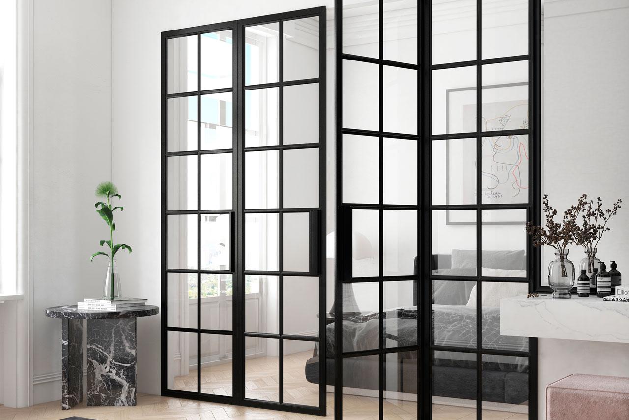 Glass Interior Doors
