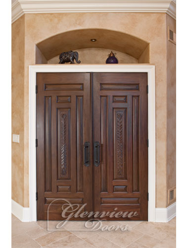 Solid Wood Interiror Doors