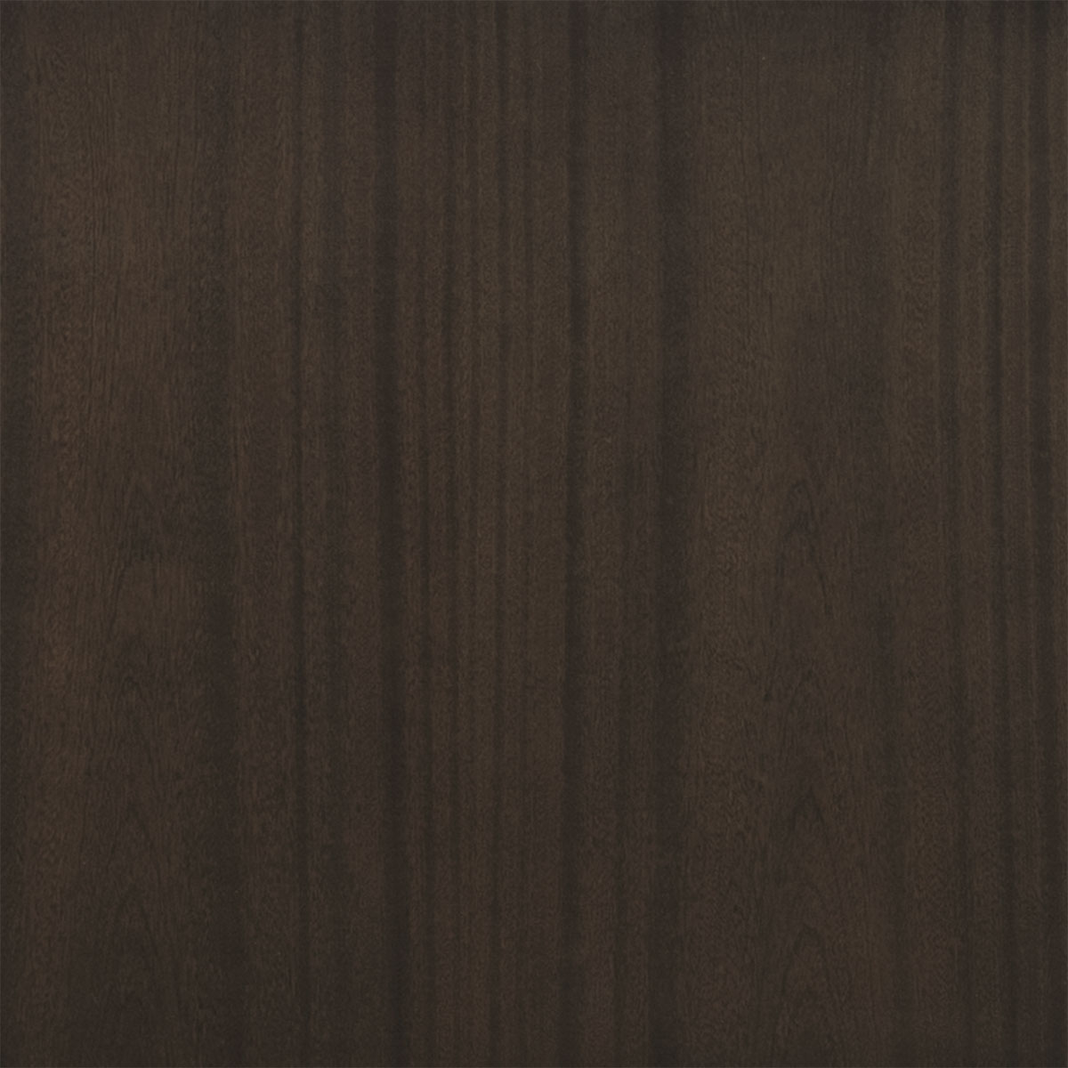 Mahogany Wood, Coffee Bean Finish
