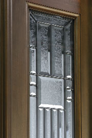 GLUE CHIP GLASS-LEADED - Wood Entry Doors