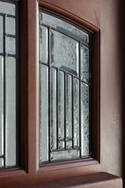 GLUE CHIP GLASS-TRUE DIVIDED LEADED - Wood Entry Doors