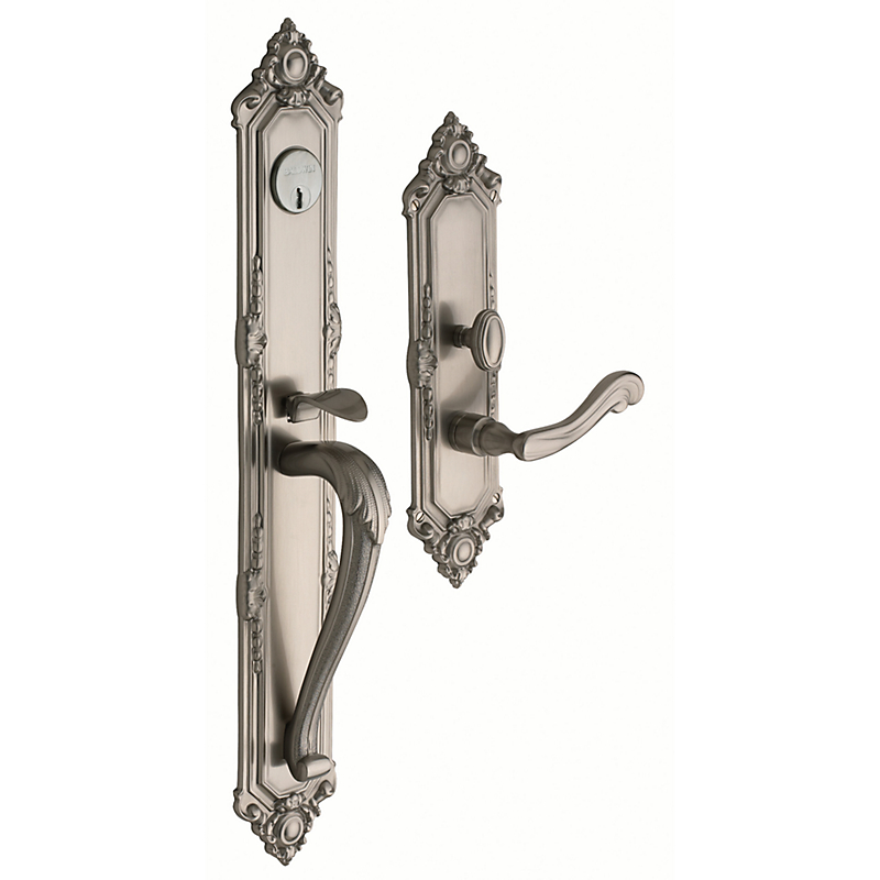 Door Hardware Kensington Entrance Trim