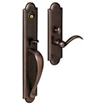 Boulder Full Escutcheon Trim Door Hardware