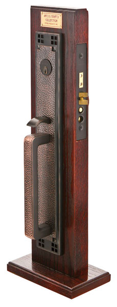 Door Hardware Craftsman Full Length