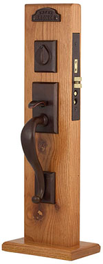 Rectangular Sectional Door Hardware