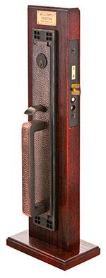 Craftsman Full Length Door Hardware