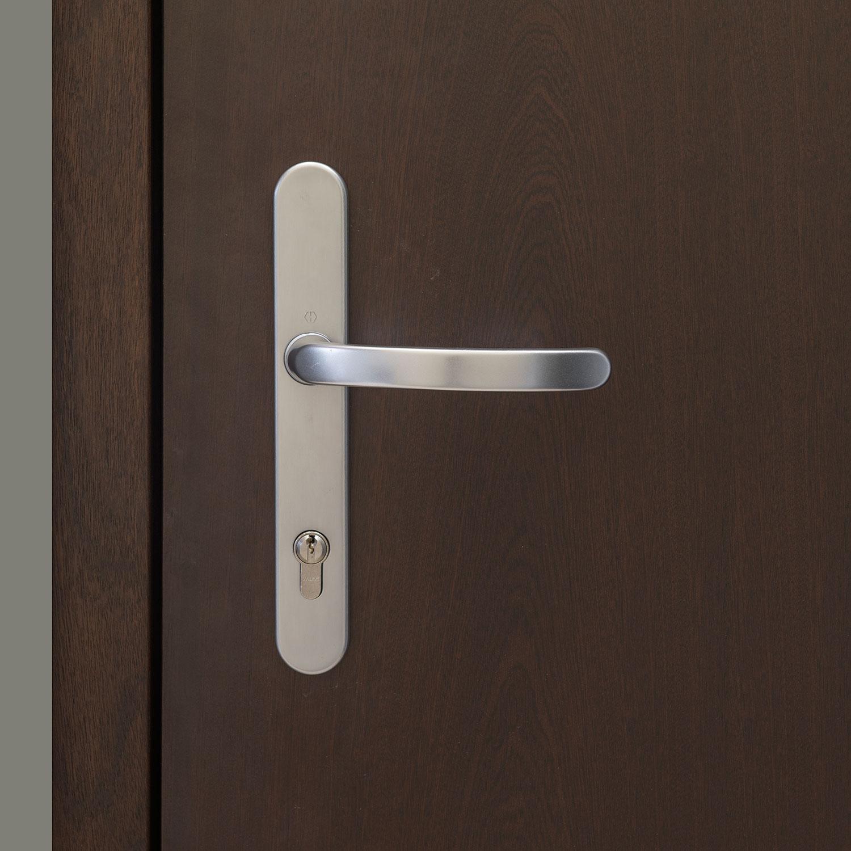 HDWR-EURO-LEVER-LUXEMBURG Door Hardware