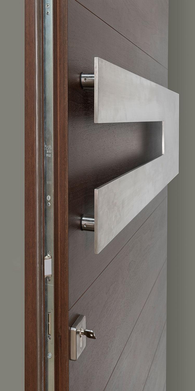 HDWR-EURO-PULL-HORIZONTAL-T Door Hardware