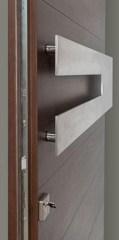 HDWR-EURO-PULL-HORIZONTAL-W Door Hardware
