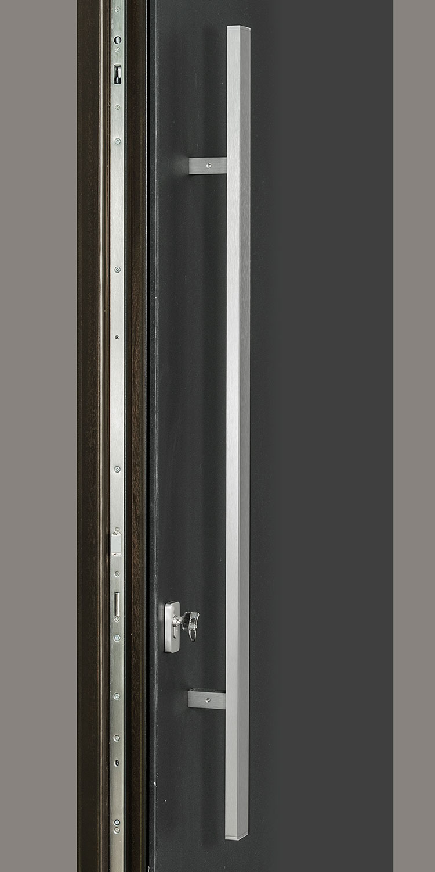 HDWR-EURO-PULL-RECTANGULAR-48 Door Hardware
