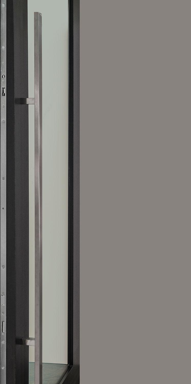 HDWR-EURO-PULL-RECTANGULAR-72 Door Hardware