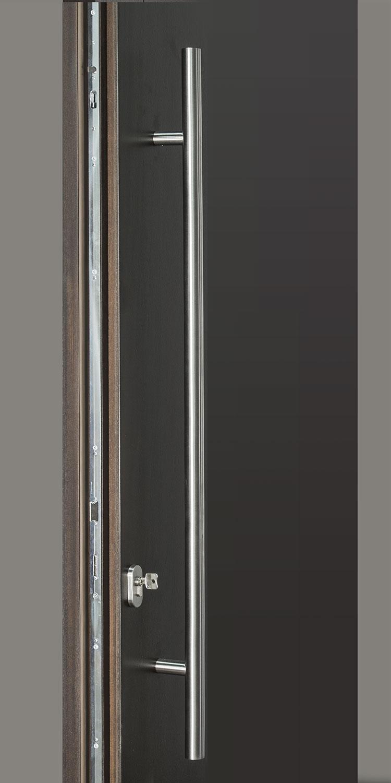 HDWR-EURO-PULL-ROUND-48 Door Hardware