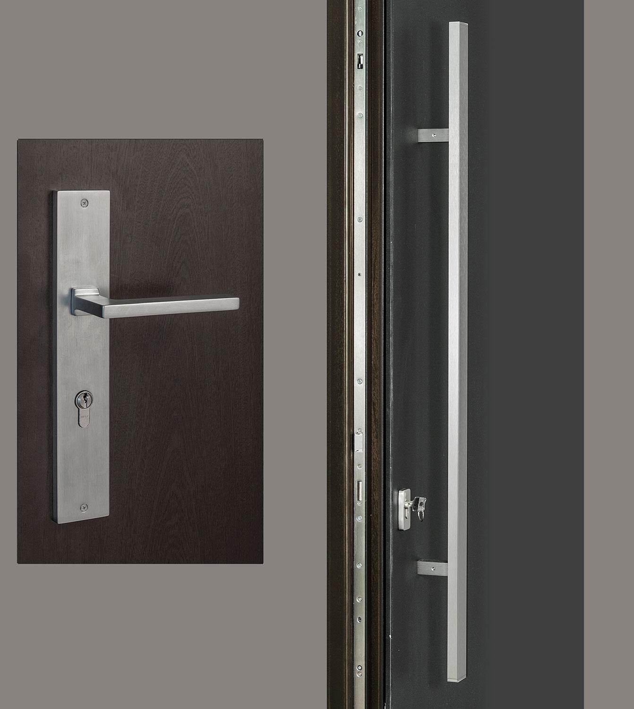 Door Hardware Rectangular-Sintesi Set