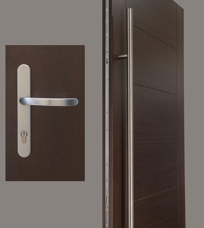 HDWR-EURO-SET-ROUND-71-LUXEMBURG Door Hardware