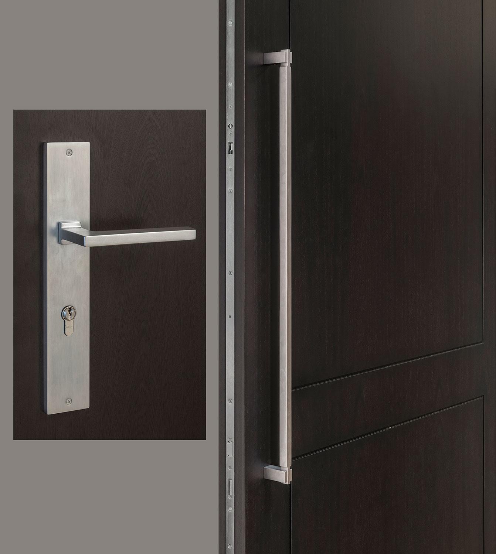 Door Hardware Elle-Sintesi Set