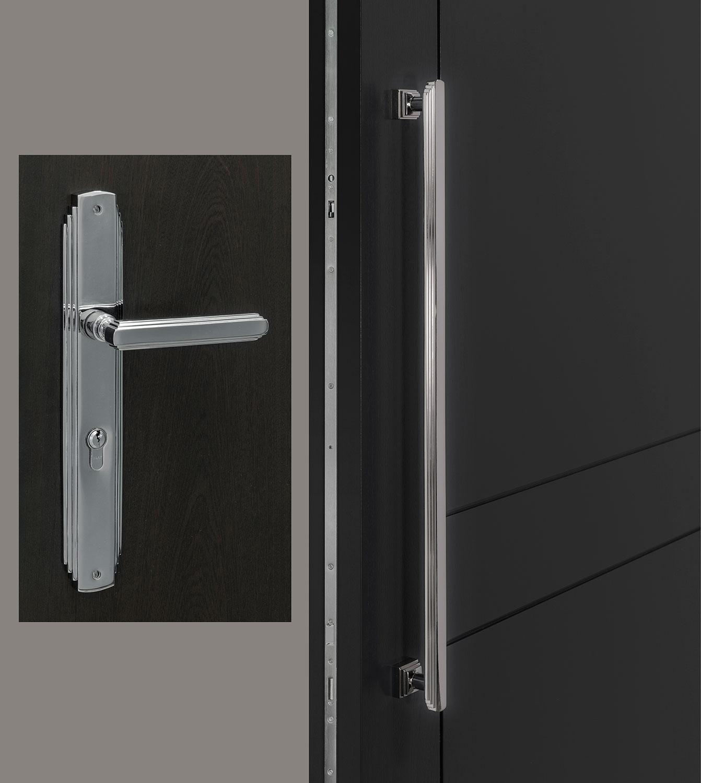 HDWR-EUROIT-SET-GLAMORE - Door Hardware