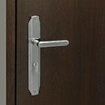 HDWR-EURO-SET-ROUND-48-STRIP Door Hardware