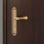 HDWR-EURO-SET-ROUND-71-STRIP Door Hardware