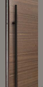 HDWR-EURO-SET-RECTANGULAR-71-SINTESI-Black Door Hardware