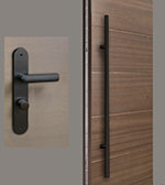 Round-Strip Set - Black Door Hardware