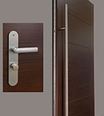 Round-Strip Set Door Hardware