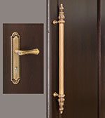 Totem-Sissis Set Door Hardware