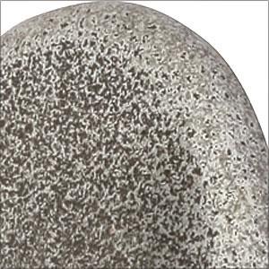 Satin Steel Patina Finish Option