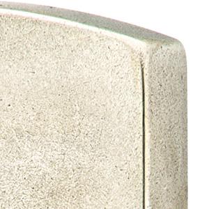 Tumbled White Bronze Finish Option