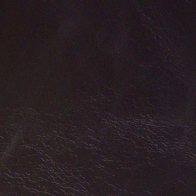 Black Leather Finish Option
