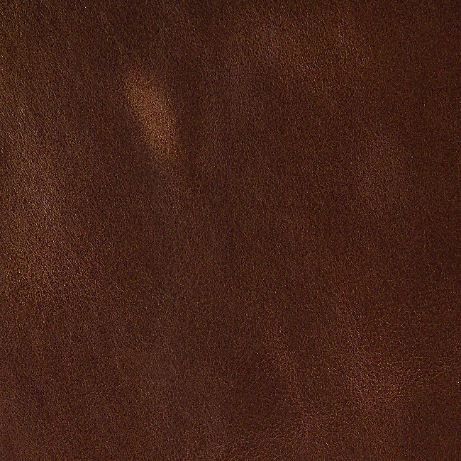 Chocolate Leather Finish Option