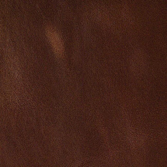 Chocolate Leather Finish Option