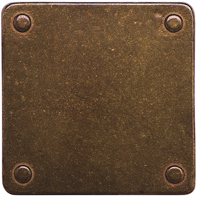 Silicon Bronze Medium Finish Option