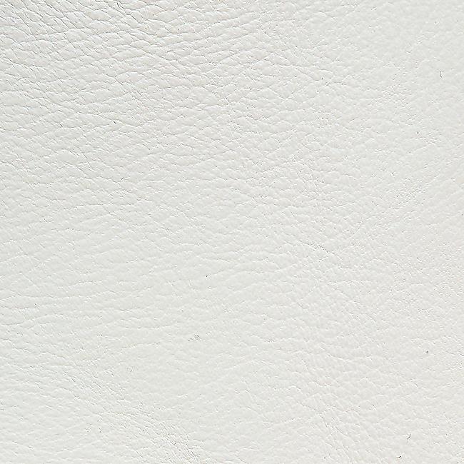 White Leather Finish Option