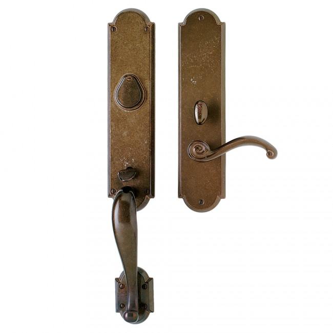 G572-E728-G618-L125 - Door Hardware