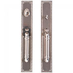 Corbel Rectangular Entry Set Door Hardware