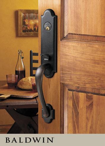 BALDWIN Hardware - Door Hardware