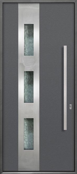 Aluminum Exterior Aluminum Clad Wood Front Door - Single - DB-ALU-C3 CST