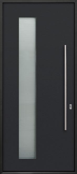 Aluminum Exterior Aluminum Clad Wood Front Door - Single - DB-ALU-G5 CST