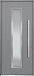 Aluminum Exterior Aluminum Clad Wood Front Door  - GD-ALU-E4 CST