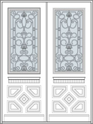 Heritage Collection LineArt DB-H002 DD S 8